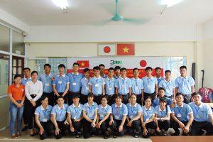 4月12日 面接に合格した候補者の入学式が行われました。